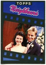 Puppy Love #63 Neighbours Series 1 Topps 1988 Trade Card C1442