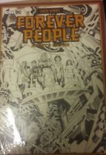 FOREVER PEOPLE  JACK KIRBY ARTIST EDITION IDW (INGLES)