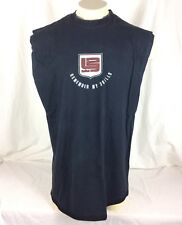 Nike King LeBron James Remember My Skills Black Tank Top Shirt Mens XL Cotton