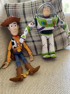 Interactive Buzz & Woody, Toy Story, Excellent Condition!