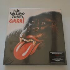 ROLLING STONES - GRRR! - 2012 LTD. EDITION BOX 5LP NEW AND SEALED