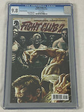 Fight Club 2 Comic #1 (Dark Horse, May 2015, Lee Bermejo Variant Cover CGC 9.8)