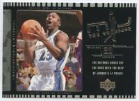 MINT 2002-03 Upper Deck MJ The Comeback #J7 Michael Jordan
