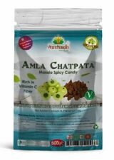 Amla Fruit (Gooseberry) Chatpata (Spicy) Candy 500 grm
