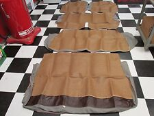 1946-48 LINCOLN  2 DOOR  SEAT COVERS  NICE   NEW ACCESSORY  616