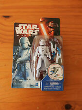 Star Wars VII Snow Desert Figures Wave 4 - First Order Snowtrooper 3 3/4 Figure