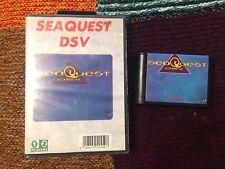 """seaQuest DSV"" Sega Mega Drive/Genesis Game USED"