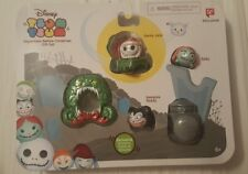 Disney Tsum Tsum Nightmare Before Christmas Gift Set 2017 Jack Sally Teddy Lot