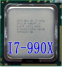 For Intel Core i7-990X Processor Extreme Edition 6-Core 12M 3.46GHZ  LGA1366 CPU