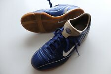 Nike Mercurial Vapor II R9 Blue indoor football boots UK 9 | Ronaldo 03/04
