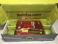 Zumba Fitness Join the Party Total Body Transformation Toning Sticks