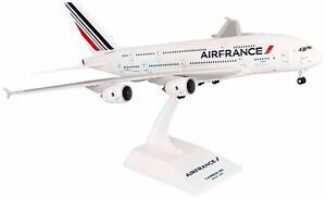 Daron Skymarks Air France A380 1/200 W/Gear Model Aircraft