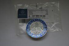 Genuine Mercedes-Benz W126 SEC R107 SL Bonnet Badge A1078800088