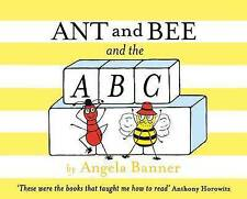 New, Ant and Bee and the ABC, Banner, Angela, Book