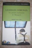 GEORGES SIMENON - LA PRIMA INCHIESTA DI MAIGRET 3 -CORRIERE DELLA SERA - 2009 BU
