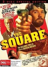 The Square (DVD, 2014, 2-Disc Set)