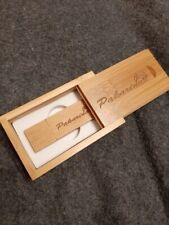 Wooden Flash Drive USB 2.0 Pendrive 8GB 16GB 32GB Stick Wedding Gift Custom LOGO