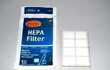 Bosch Hepa Filter Formula BSA Compact/Plus Canister Vacuum 00263506 00460474 1pk
