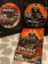 Total War Shogun 2 (PC) LIMITED EDITION PC Gamer Editors Choice Teen Action Game