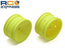 Associated 2.2 Rear Wheel 3/16 inch Yellow RC10 Classic ASC6805Y