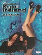 Kylie Ireland Signed 8x10 Photo PSA/DNA COA Picture Uninhibited Girl Poster Auto