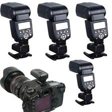 Wireless Flash Trigger w/ 4 Receiver for Flash Units with Universal Hot Shoe