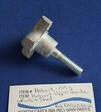 Upper Guide Knob & Stud for Hobart Saw 5212 5214 5216 5514 5614 Ref. A102432-2