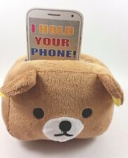 Rilakkuma Plush iPhone Galaxy Apple Samsung Cell Phone Holder Cute Gift