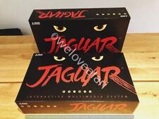 Atari Jaguar Console Empty Box - NEW - BOX ONLY - High Quality
