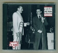 Tommy Dorsey & Frank Sinatra - Stardust - Big Band Masters - 1992 RCA NEW CD