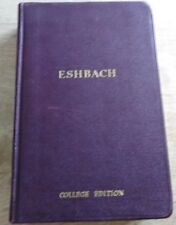 Handbook Of Engineering Fundamentals Eshback  1936 Book College Edition