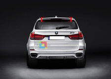 BMW X5 F15 2013-2108 toit Extension Lip Spoiler aérodynamique Wing UK Vendeur