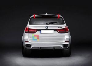 BMW X5 F15 2013-2108 ROOF Extension Lip Spoiler  AERODYNAMIC Wing  UK SELLER