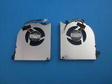 MSI ventiladores CPU Fan para MSI gs60 L + R 3pin
