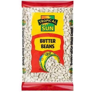 Tropical Sun Butter Beans 2kg