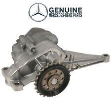 For Engine Oil Pump Genuine for Mercdes W202 W203 C209 W210 W211 C CLK & E-Class