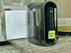 Dell Alienware Aurora R10 AMD 3700X Liquid Cooling NO GPU 16GB RAM 512GB SSD