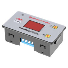 12-120V Battery Protection Charging Under/Over-Voltage Control Volt Controller g