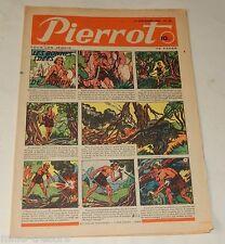 PIERROT 19 septembre 1948 N°38:  Képis bleus – La page des Scouts