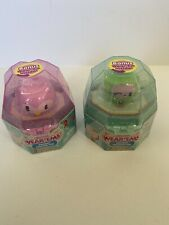 Lot of 2 Wear'ems Squishy Fashion Fun Rings Series 1 (2 In Each Jewel Box!)