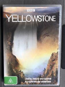 Yellowstone DVD 2009 BBC documentary Region 4
