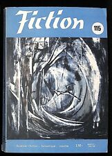 REVUE  FICTION  N°  115- 1963  - COMME NEUF/ NEUF - - NON LU -
