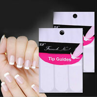 New 10 Sheet Manicure Tips 3D Design Nail Art Transfer Stickers Decal Decoration