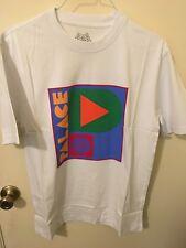 Palace Skateboards Geo P T Shirt White Size Medium