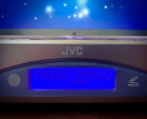 JVC FS-SD58V 🔥RARE🔥 Vintage Compact Component Stereo System