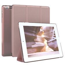 "Für Apple iPad 2 iPad 3 iPad 4 Hülle 9.7"" Schutzhülle Tablet Tasche Case Rosé"