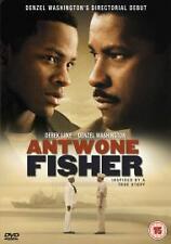 Antwone Fisher - DVD Movie, Denzel Washington, Salli Richardson
