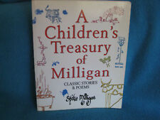 A CHILDREN'S Treasury of Milligan   Poems Stories    HERE in MELBOURNE