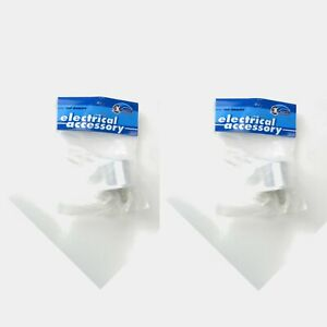 2 PACK - Heavy Duty Thermal Flashers TF536/552 12 volt - 2 Prong