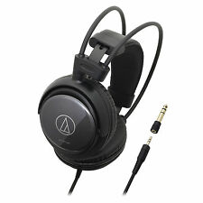 Audio-Technica SonicPro Adjustable Closed Back Over Ear Headphones | ATH-AVC400